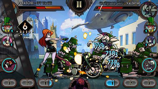 Skullgirls screenshot 1