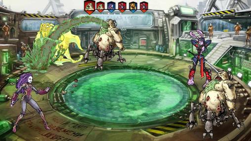Mutants: Genetic gladiators para Android