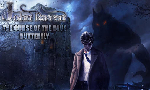 John Raven: The curse of the Blue butterfly icône