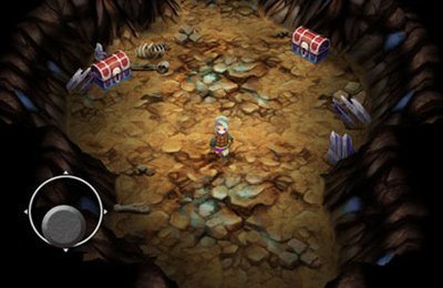Final Fantasy III for iPhone