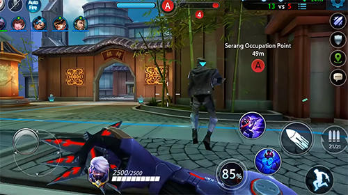 Shellfire: MOBA FPS for Android