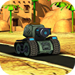 Micro tanks online: Multiplayer arena battle Symbol