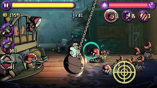 Arcade-Spiele Dream defense für das Smartphone