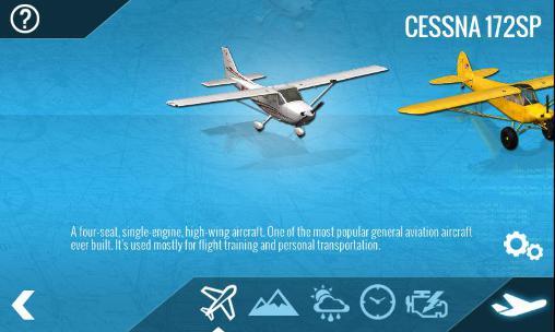 X-plane 10: Flight simulator für Android