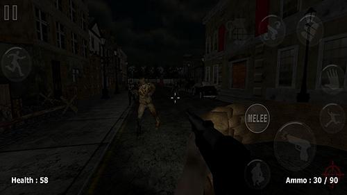 Slenderman history: WW 2 zombies Screenshot
