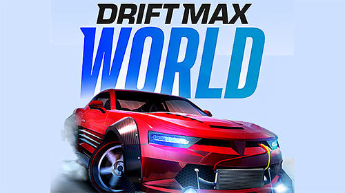 Drift max world: Drift racing game Symbol