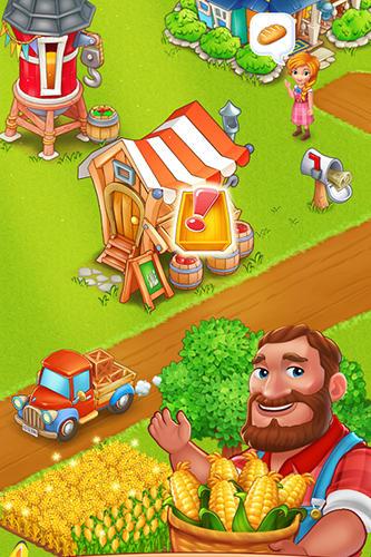 Cartoon farm para Android