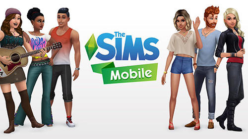 The sims: Mobile screenshot 1