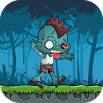 Hard to be a zombie: Brain quest! Symbol
