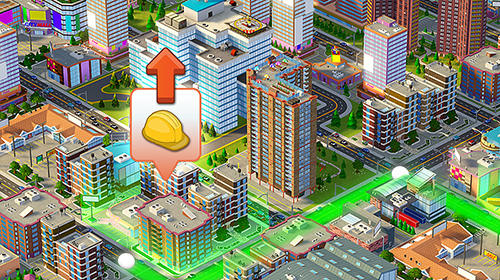 Transit city touch for Android