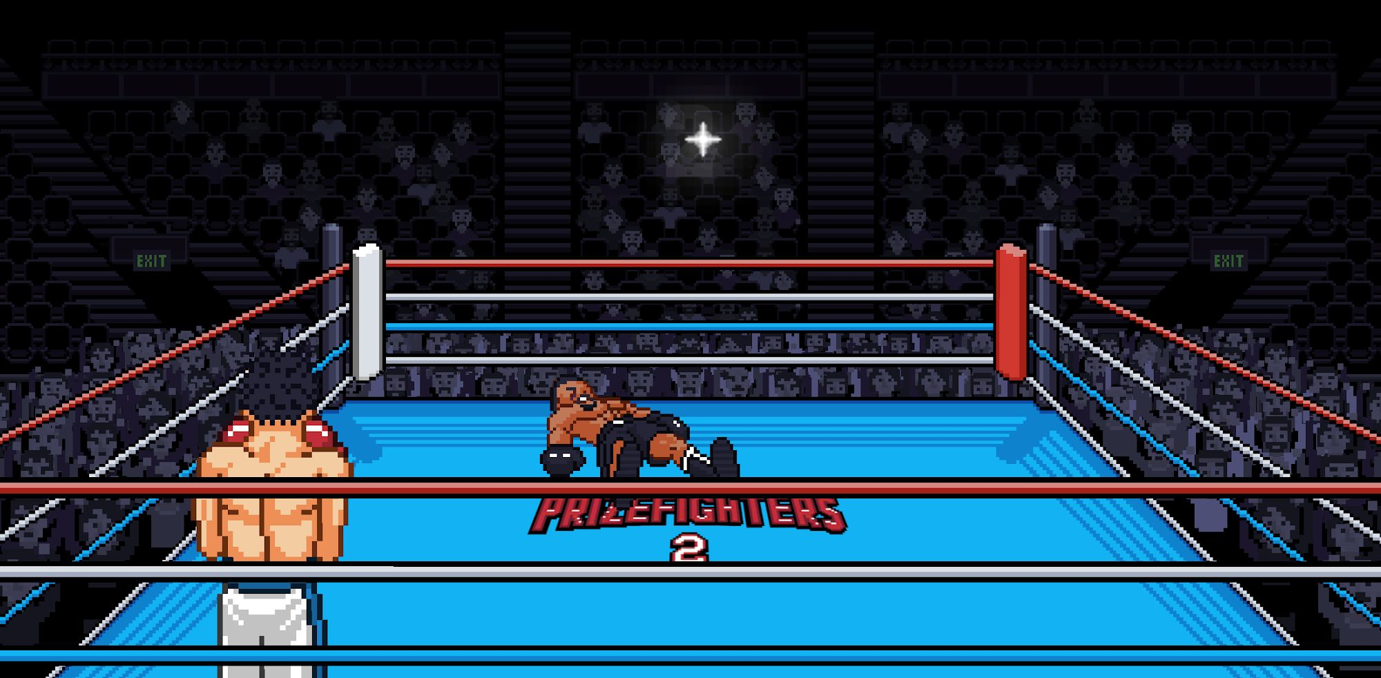 Prizefighters 2 captura de tela 1