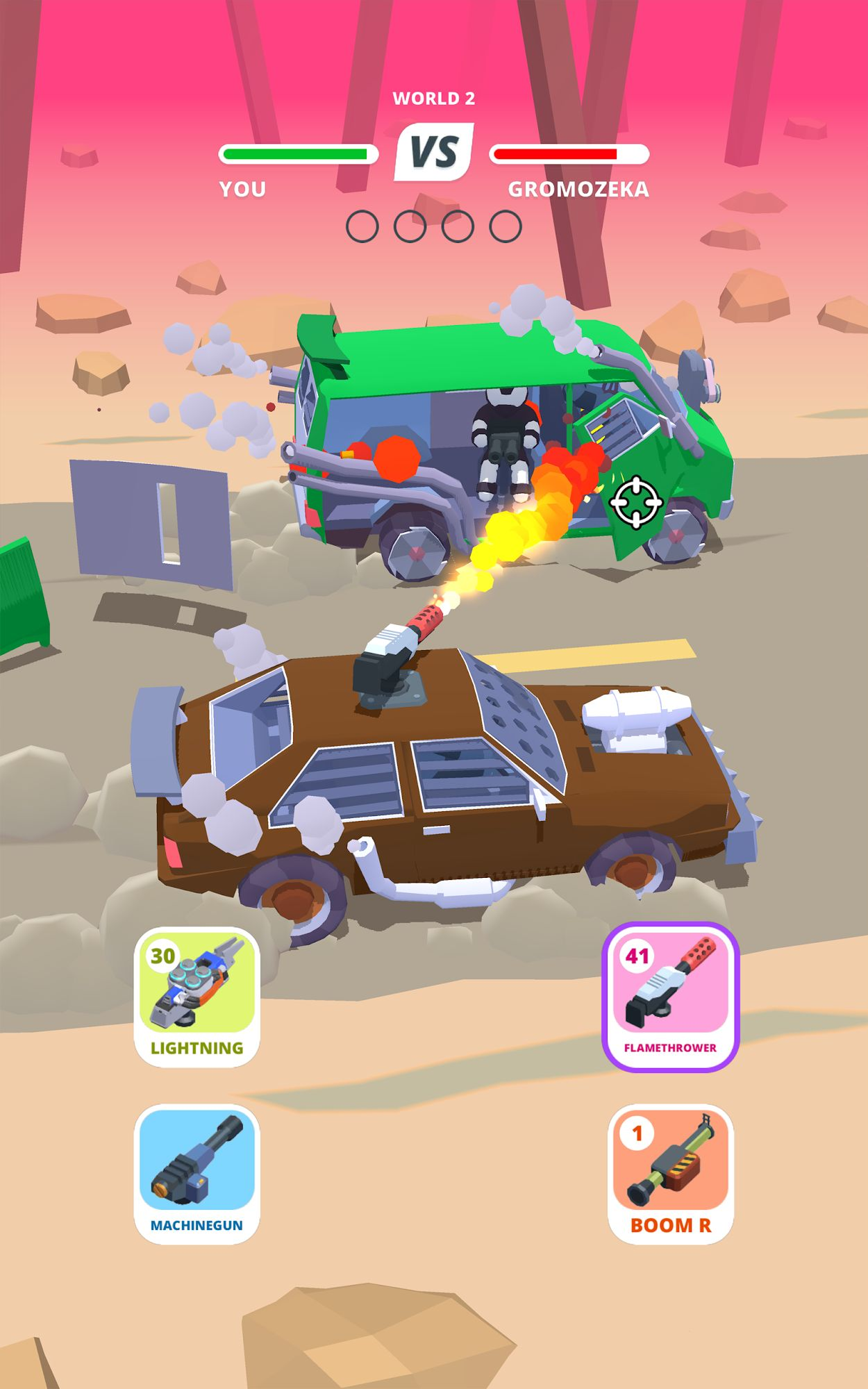 Desert Riders for Android