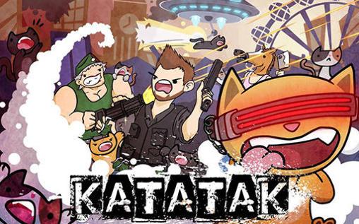 логотип Атака котов