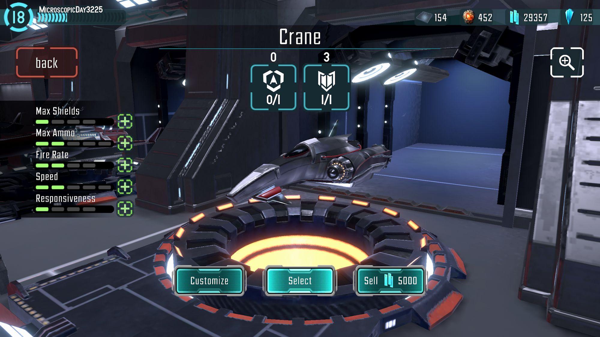 Asteroids Star Pilot скриншот 1