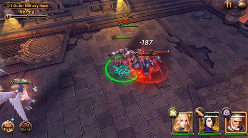 Velator: Immortal invasion para Android