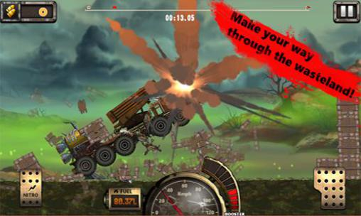 Monster car: Hill racer 2 para Android
