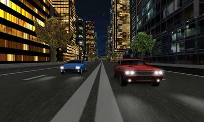 Drag Racing 3D captura de tela 1