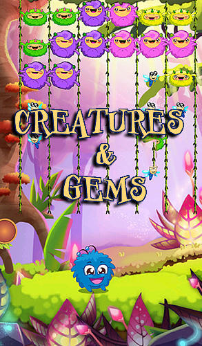 Creatures and jewels Screenshot