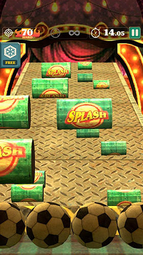Hit and knock down screenshot 1