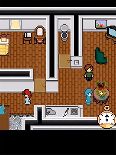 Abenteuer-Spiele Clock of atonement für das Smartphone