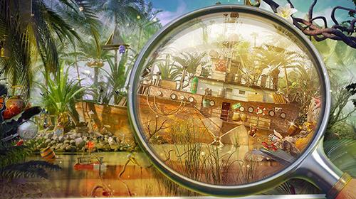 Hidden objects: Jungle mystery screenshot 4