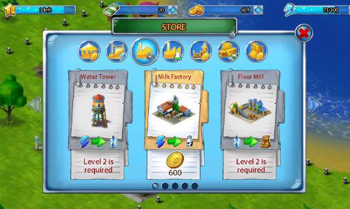 Economic strategy games Family town in English