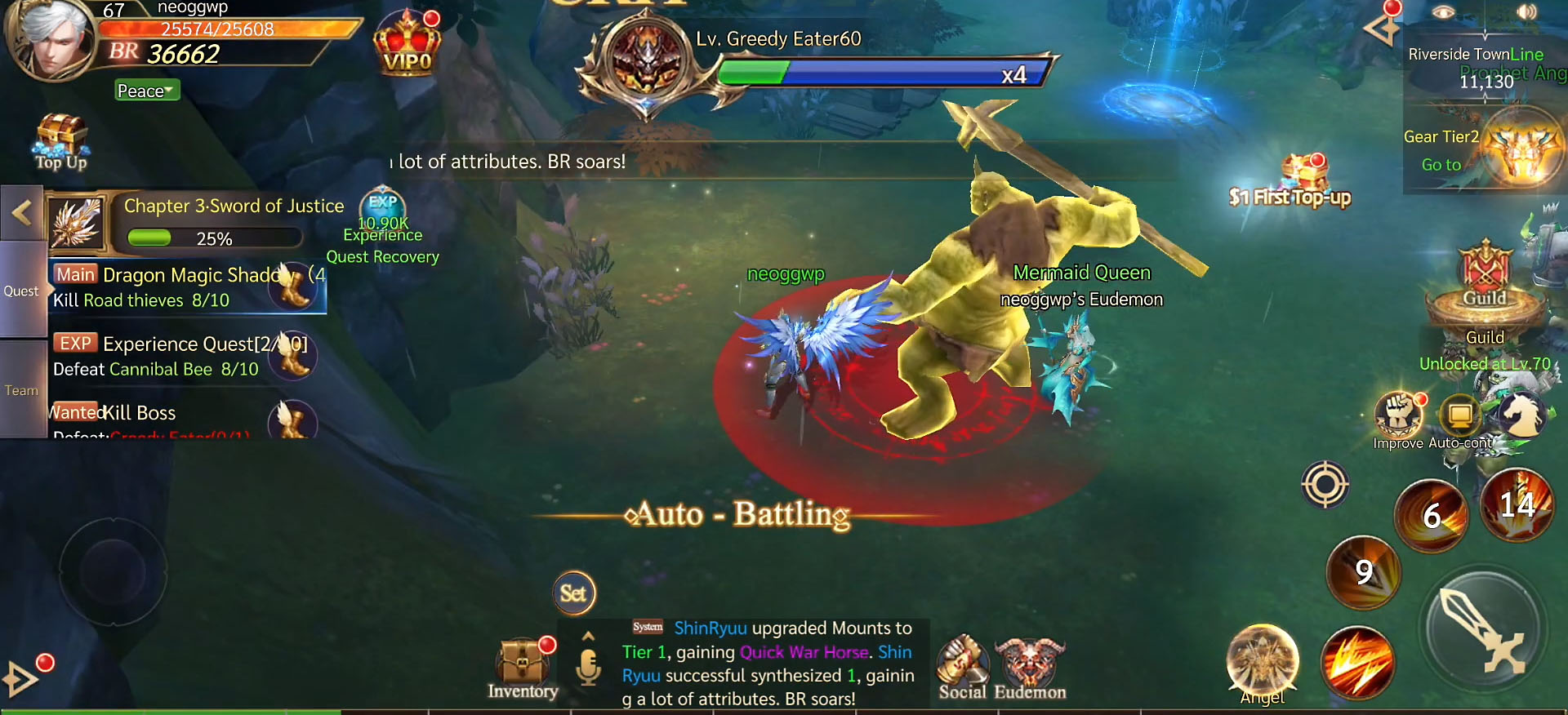 CelestialAge : Origin -  All NEW Adventure! screenshot 1