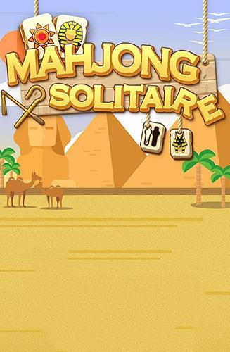 Mahjong solitaire Screenshot