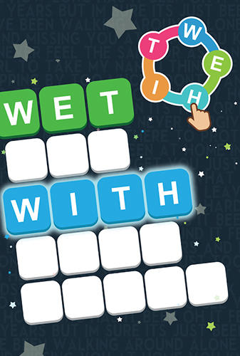 Word search: Unscramble words für Android