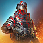 Striker zone: 3D online shooter icono