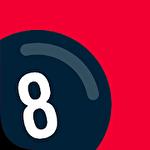 Pocket run pool Symbol
