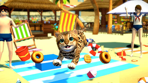 Cat simulator and friends! für Android