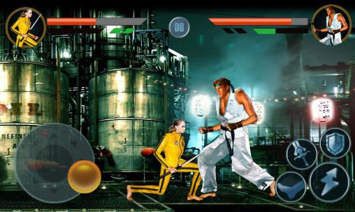 King of combat: Ninja fighting capture d'écran 1