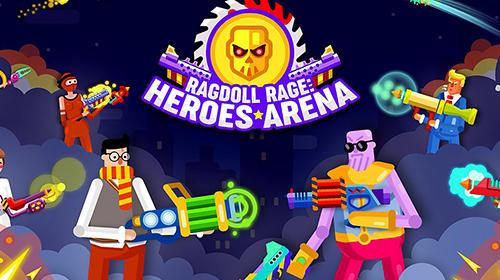 Ragdoll rage: Heroes arena screenshot 1