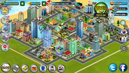 City island: Premium for iPhone for free