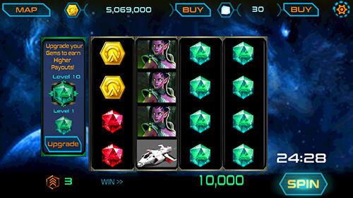 Slots of war: Free slots para Android