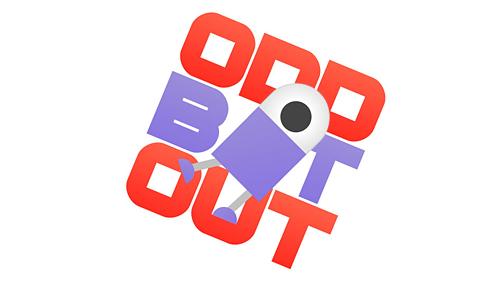 логотип Одд: Побег робота