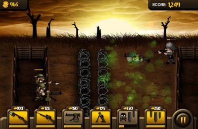 Multiplayerspiele: Lade Schützengräben auf dein Handy herunter