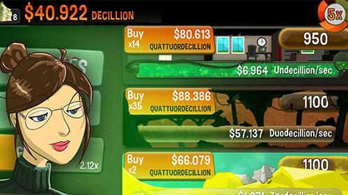 Arcade Claim addiction für das Smartphone