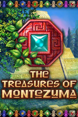 логотип Сокровища Монтесумы
