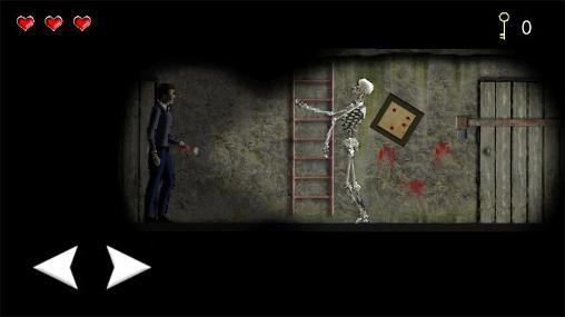 Slendrina 2D captura de pantalla 1