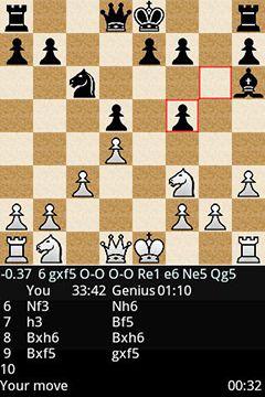 Xadrez Chess genius em portugues
