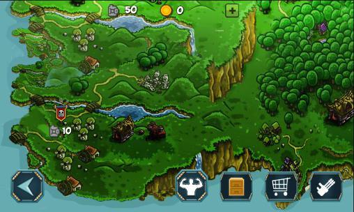 Alien defense screenshot 4