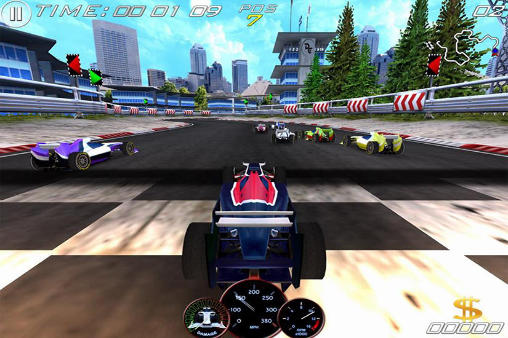 Racing Ultimate one: The challenge! for smartphone