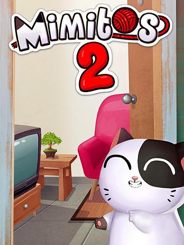 My cat Mimitos 2: Virtual pet with minigames capture d'écran 1
