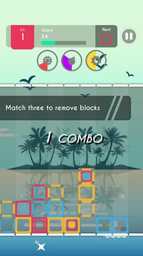 Logik Block puzzle: Color box für das Smartphone