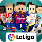 Tiny striker La Liga 2018 Symbol