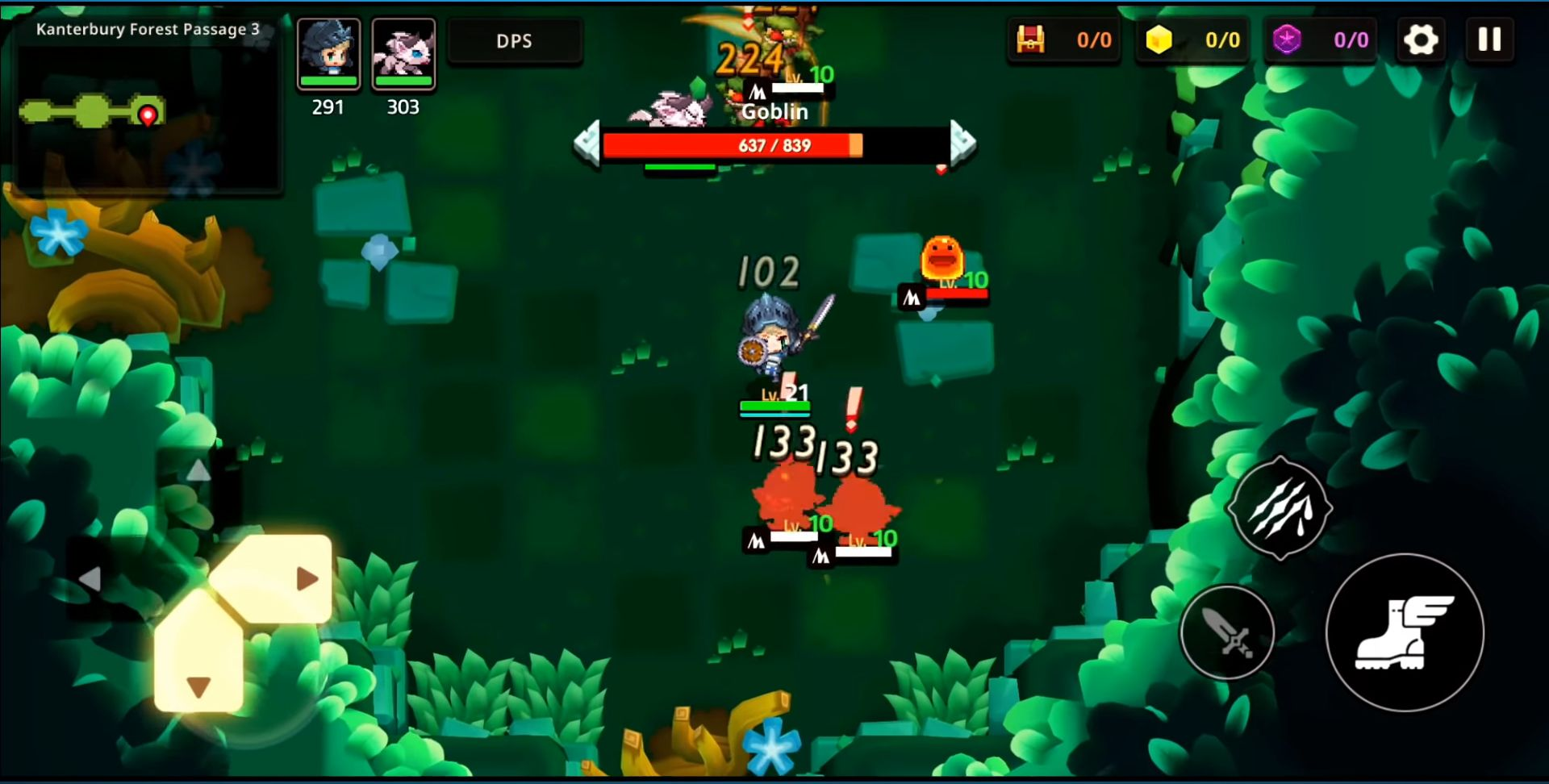 Guardian Tales screenshot 1
