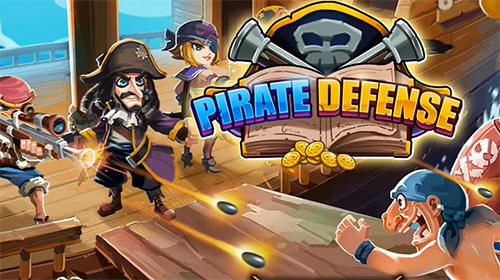 Pirate defender: Strategy Captain TD скриншот 1