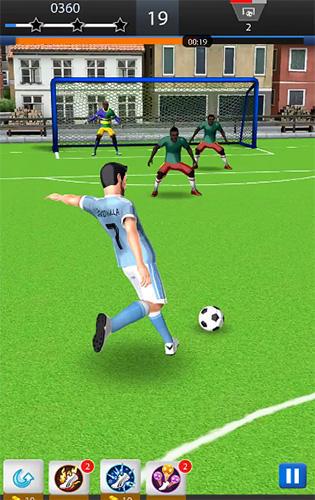 David Villa pro soccer für Android